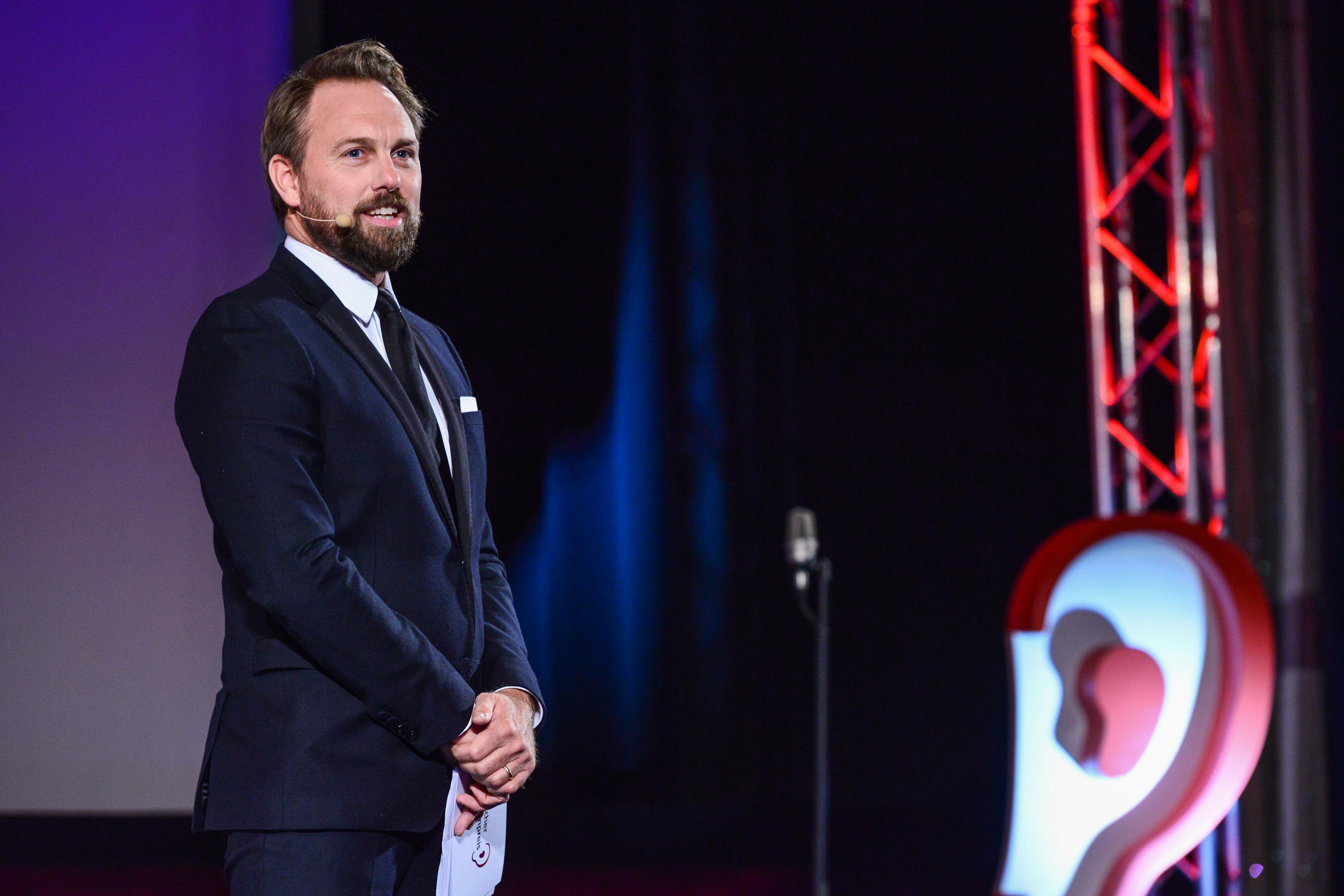 Deutscher Hörfilmpreis 2019 Steven Gätjen Moderiert Die Gala An